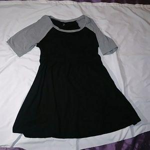 Torrid t-shirt Dress Size 1